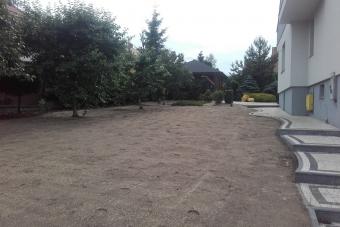 Ogród przydomowy w Mławie